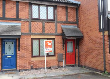 Thumbnail 2 bed town house to rent in Firestone Close, Leicester