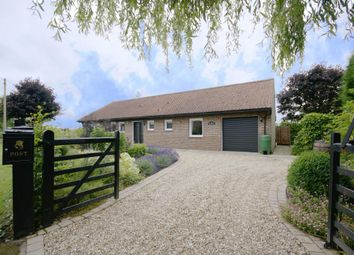 Thumbnail 3 bed detached bungalow for sale in New Lane, Nun Monkton, York