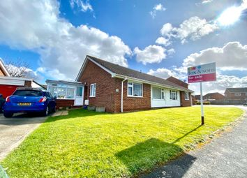 Thumbnail 3 bed semi-detached bungalow for sale in Mccreath Close, North Petherton, Bridgwater