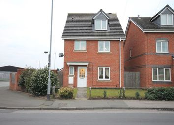 Thumbnail 4 bed detached house for sale in Ditchfield Road, Widnes