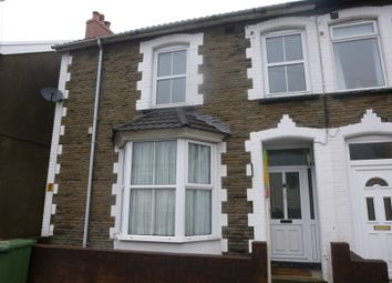 Thumbnail 3 bed property to rent in Thomas Street, Abertridwr, Caerphilly