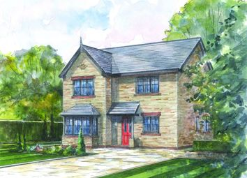 Thumbnail 4 bed detached house for sale in The Trent, St Cuthberts, Wigton, Cumbria
