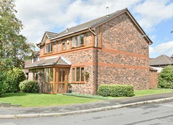 Thumbnail 4 bedroom detached house for sale in Rosewood, Westhoughton, Bolton