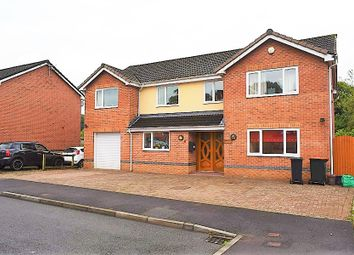 Thumbnail 5 bed detached house for sale in Bishpool View, Newport