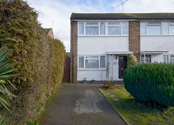 Thumbnail 3 bed end terrace house for sale in Southwood Avenue, Woking, Surrey