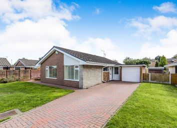 Thumbnail 3 bed bungalow for sale in Moreton Drive, Holmes Chapel, Crewe