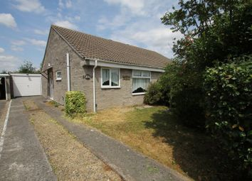 Thumbnail 2 bed semi-detached bungalow for sale in Church Road, Coxley, Wells