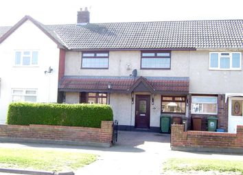 Thumbnail 3 bed terraced house for sale in Kilmarnock Road, Hartlepool