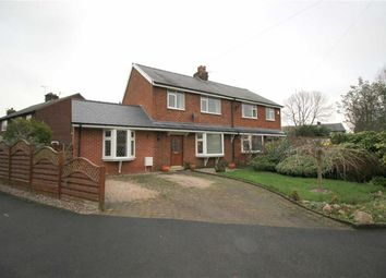 Thumbnail 3 bedroom semi-detached house for sale in West Crescent, Broughton, Preston
