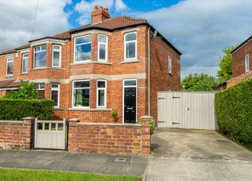 3 bed semi-detached house for sale in Owston Avenue, Hull Road, York YO10