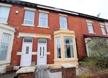 Thumbnail 4 bed terraced house to rent in Grasmere Road, Blackpool