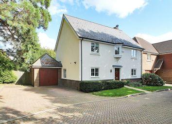 Thumbnail 4 bed detached house for sale in Oak Farm Place, Felbridge, West Sussex