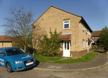Thumbnail 2 bed end terrace house to rent in Aldringham Mews, Felixstowe