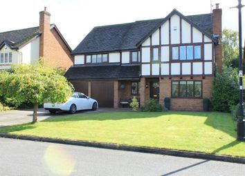 Thumbnail 5 bed detached house for sale in Bullimore Grove, Kenilworth