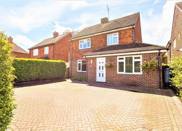 Thumbnail 3 bed detached house for sale in Charlock Way, Guildford, Surrey
