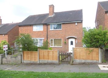 Thumbnail 2 bed semi-detached house for sale in Millmead Road, Quinton, Birmingham