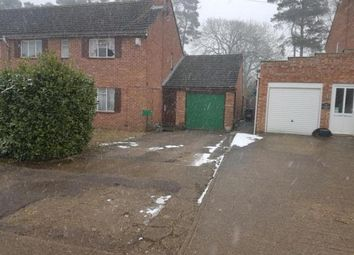 Thumbnail 4 bed end terrace house for sale in Watton, Thetford