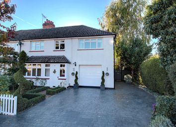 Thumbnail 4 bed semi-detached house for sale in The Borough, Brockham, Betchworth