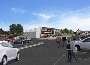 Thumbnail Retail premises to let in Proposed New Development Site, Celtic Point, Worksop