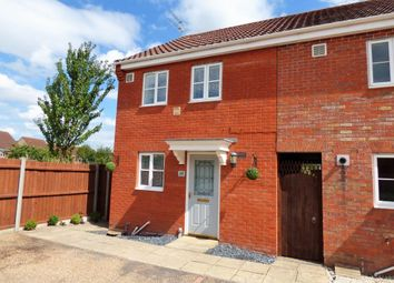 Thumbnail 2 bed end terrace house to rent in Willowbrook Close, Carlton Colville
