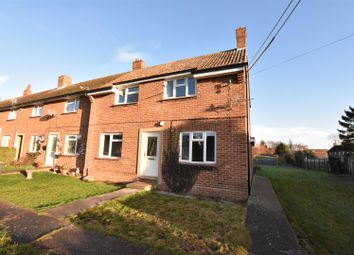 Thumbnail 3 bed end terrace house to rent in Gold Street, Riseley, Bedford