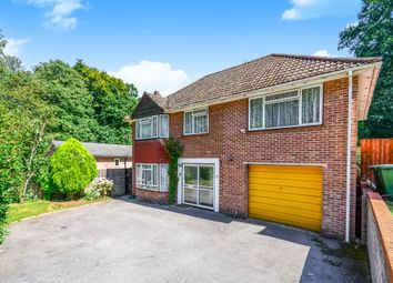 Thumbnail 5 bedroom detached house for sale in Copperfield Road, Bassett, Southampton