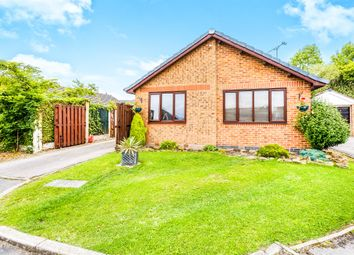 Thumbnail 3 bed detached bungalow for sale in Wareham Grove, Dodworth, Barnsley