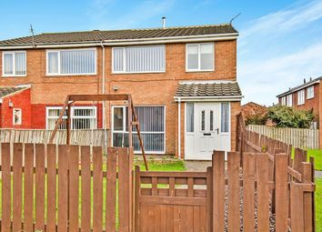 3 bed semi-detached house for sale in Pankhurst Place, Stanley DH9
