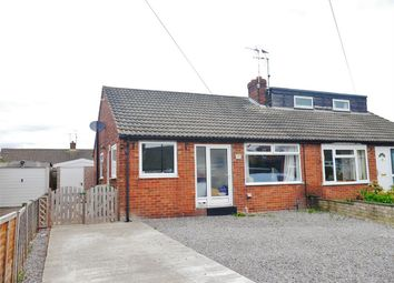 Thumbnail 2 bed semi-detached bungalow for sale in Borrowdale Drive, Rawcliffe, York