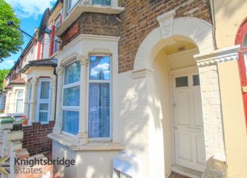 Thumbnail 3 bedroom terraced house for sale in Stamford Road, East Ham