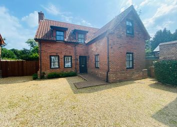 Thumbnail 4 bed detached house for sale in Setchey, Kings Lynn, Norfolk