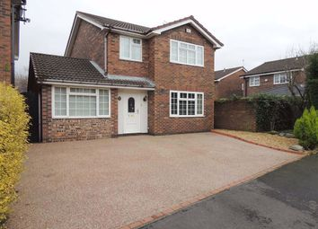 Thumbnail 4 bed detached house for sale in Grange Road, Bramhall, Stockport