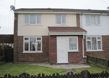 Thumbnail 3 bedroom semi-detached house for sale in Tennyson Walk, Blacon, Chester