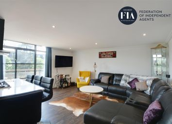 Thumbnail 2 bed flat to rent in Point Wharf Lane, Ferry Quays, Brentford