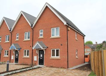 Thumbnail 2 bed semi-detached house to rent in Fletcher Court, Theale, Reading