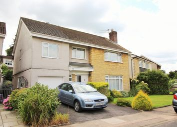 Thumbnail 4 bed detached house for sale in Dan-Y-Bryn Avenue, Radyr, Cardiff
