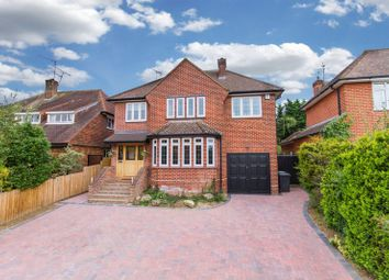 Thumbnail 4 bed detached house for sale in Courtland Drive, Chigwell
