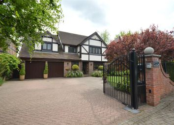 Thumbnail 5 bed detached house for sale in Harendon, Tadworth