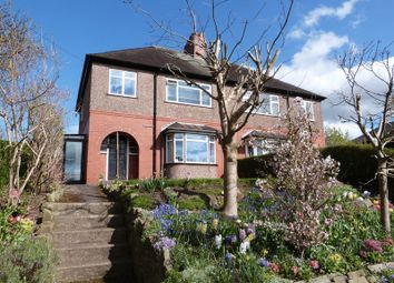Thumbnail 3 bed semi-detached house for sale in Canal Road, Congleton, Cheshire