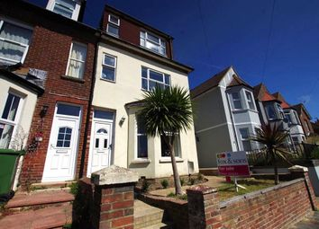 Thumbnail 5 bed semi-detached house for sale in Havelock Road, Bexhill-On-Sea