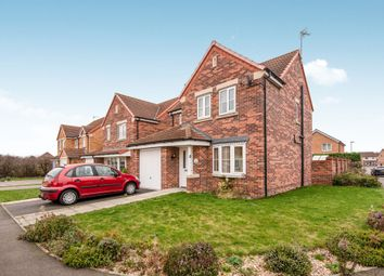 Thumbnail 3 bed detached house for sale in Birchcroft Road, Retford