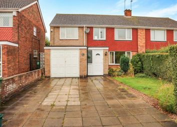 Thumbnail 5 bedroom semi-detached house for sale in Kings Walk, Leicester Forest East