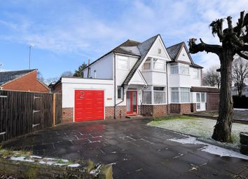 Thumbnail 3 bed semi-detached house for sale in Welford Road, Shirley, Solihull
