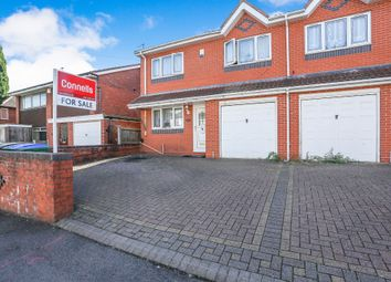 Thumbnail 4 bed semi-detached house for sale in Vicarage Road, West Bromwich