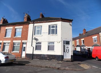 Thumbnail 3 bed end terrace house to rent in Knighton Lane, Leicester