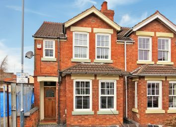 3 bed end terrace house for sale in Claremont Road, Rugby, Warwickshire CV21