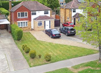 Thumbnail 3 bed detached house for sale in Chaucer Road, Crawley