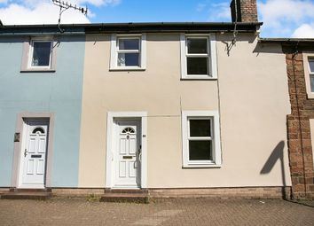 Thumbnail 3 bed terraced house for sale in Carlisle Road, Brampton