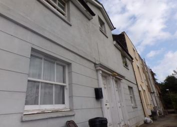 Thumbnail 2 bed maisonette for sale in Pleasant Row, Rochester, Kent