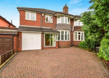 Thumbnail 4 bed detached house for sale in Sutton Oak Road, Sutton Coldfield, West Midlands